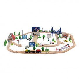 Train grand circuit 149 pcs