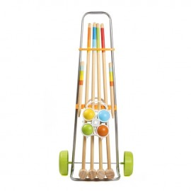4 Players Croquet Set