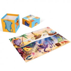"Puzzle ""Pirate Fishes"""