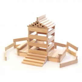 Wooden Blocks 200 Piece