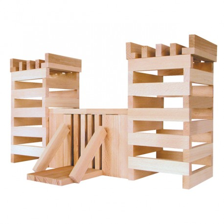baril de 300 b chettes en bois jeu en bois partir de 2 ans. Black Bedroom Furniture Sets. Home Design Ideas