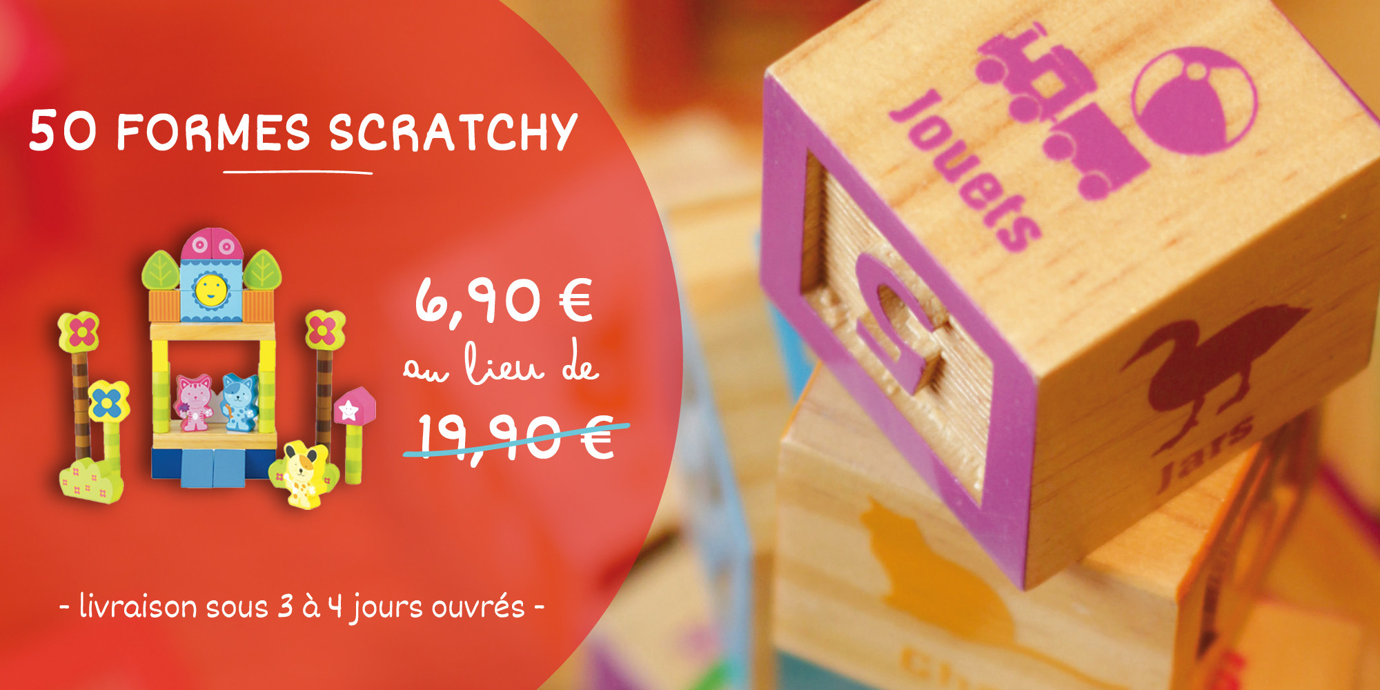 Scratchy's Wooden Blocks